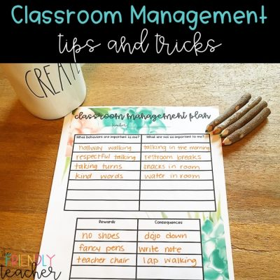 Classroom Management Made Easy!