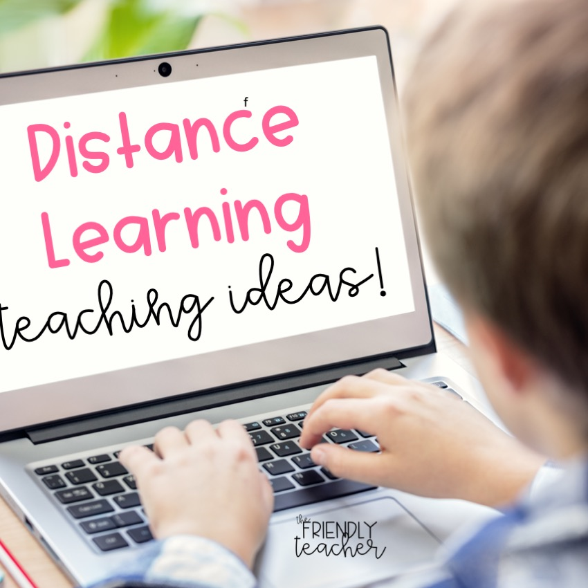 5 Distance Learning Assignment Ideas