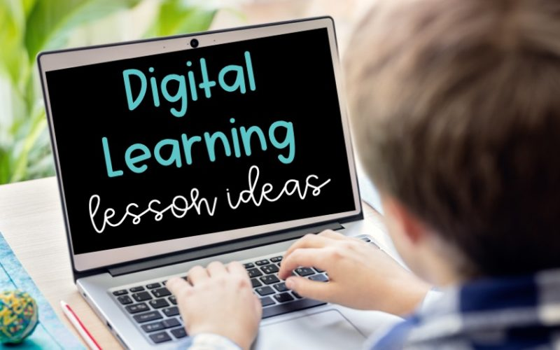 Digital Learning Ideas