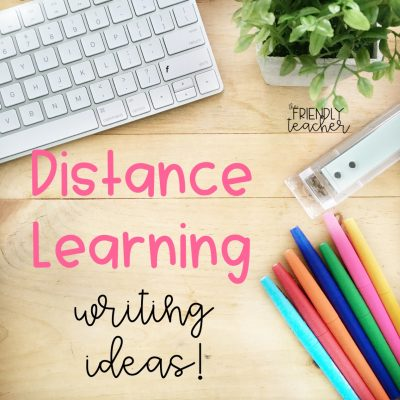Digital Learning Writing Ideas