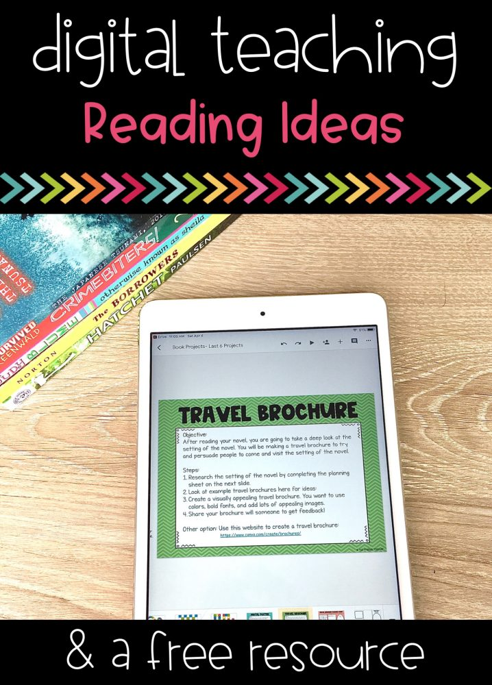 Digital Reading Ideas