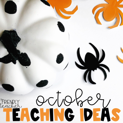 October Teaching Ideas