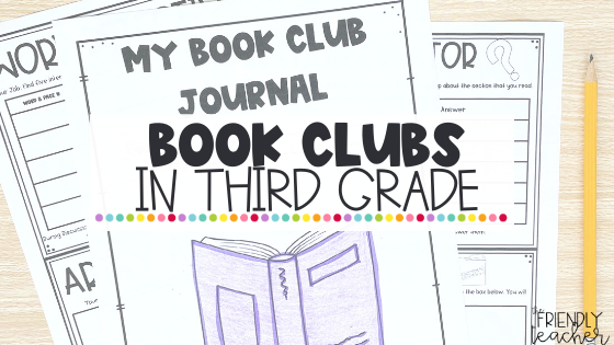 book clubs in the classroom
