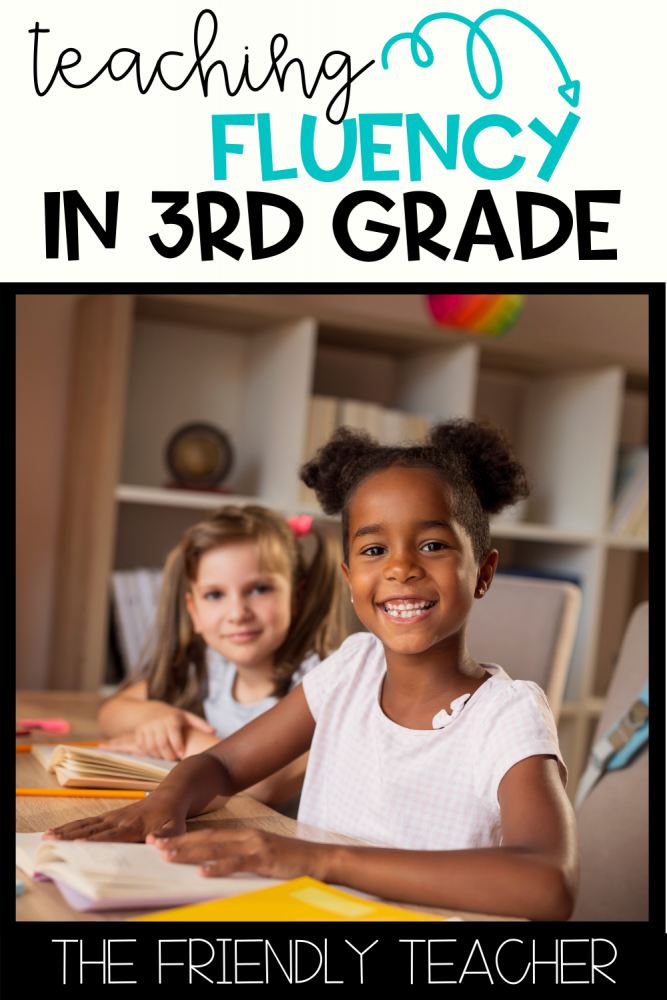 components of 3rd grade fluency
