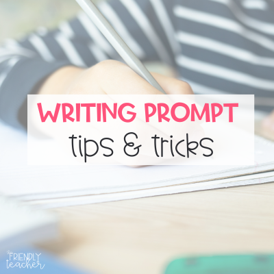 Writing Prompt Tips and Tirkcs