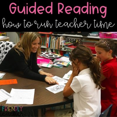 Teaching Guided Reading