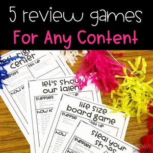 5 Review Games for Any Content